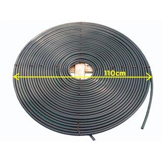 Solar-Absorber Leerrohr Deluxe 50m, 17,5mm x 2mm (Poolheizung), 29,90 €